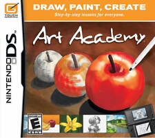 Art Academy NDS New Nintendo DS