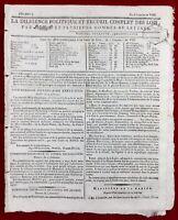 Armée Royale et Catholique 1799 Pacy Evreux Chouans Haute Garonne Saintes Vire