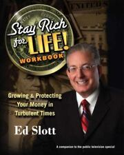 Stay Rich For Life With Ed Slott Workbook - Unused, Very Good Condition