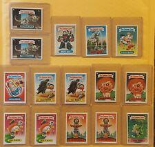 LOT of 25: 1986 Garbage Gang Original 3rd Series 3 GPK OS3 (NEW ZEALAND MINI)