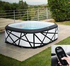 XXL Luxus SPA Whirlpool NEU 2020 aufblasbar Outdoor+Indoor +Heizung 6 Personen