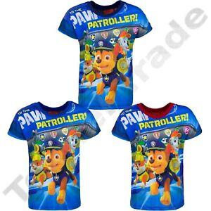 Langarmshirt Paw Patrol für Junge Kinder Shirt