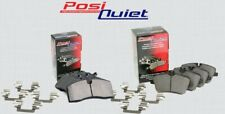 [FRONT + REAR] POSI QUIET Ceramic Brake Pads+Hardware Kit SRT8 w/Brembo PQ97091