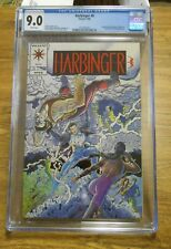 Valiant Comics 1992 Harbinger #0 CGC Graded 9.0 White Pages David Lapham