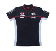 Oxford Racing Ducati Men's Team Polo Shirt, Tommy Bridewell 46, Moto Rapido
