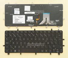 For HP ENVY Spectre XT Pro Ultrabook 13-2000 Keyboard Belgian Clavier Backlit