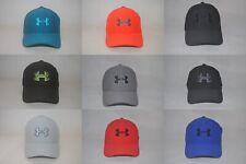 Under Armour Youth Boys' UA Blitzing 3.0 Cap #1305457 Stretch Fit Baseball Hat