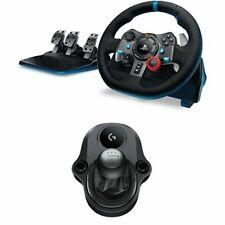 Logitech G29 Driving Force Set de Volante y Pedales para Sony PlayStation 4/PC - Negro