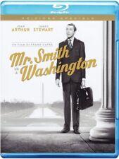 Mr. Smith Goes to Washington (1939) * James Stewart * Region B (UK) Blu-Ray NEW
