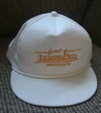 NEW Honda SPIRIT OF INNOVATION 1990 Baseball Hat Cap lawnmower dealer SNAPBACK