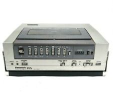 Panasonic Omnivision PV-4000 Portable Video Cassette VHS Recorder