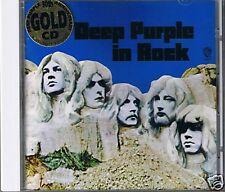 Deep Purple In Rock Japan Gold CD ohne OBI WPCR-10190