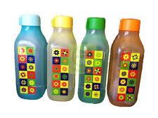 Brand New Tupperware Aqua Safe Bottles (set of 4) - 1ltr