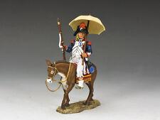 King and country âne cavalier NE027 Ne27 métalliques métal peint