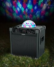 ION Audio Party Rocker Plus Portable Bluetooth Speaker - Free P&P IRE &UK!