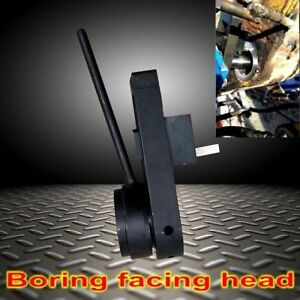 boring facing head for Portable line boring machine 40mm boring bar edge tools