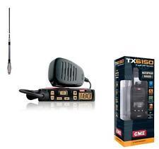 GME TX3100  UHF RADIO+GME AE4018K1 6.6DBi ANTENNA+TX6150 5W HANDHELD PACKAGE