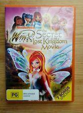 Winx Club - The Secret Of The Lost Kingdom (DVD, 2012)