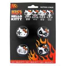 Rare! Loungefly Hello Kitty Kiss 4 Pin Set Collectible