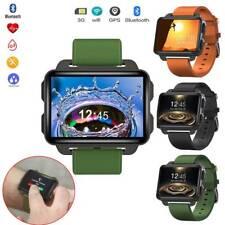 "Pantalla de 2.2"" GSM 3G llamada de teléfono con cámara GPS Quad-Core 16GB Android Reloj inteligente"