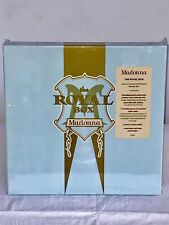 "*MADONNA SEALED ""THE ROYAL BOX"" SATIN CD BOX SET - WITH RARE PROMO HYPE STICKER*"