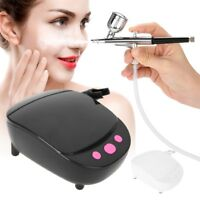 Facial Skin Care Water Oxygen Spray Jet Peel Machine Salon Rejuvenation Device H