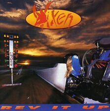 Vixen - Rev It Up [New CD]
