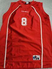 maillot de basket ball  KIPSTA LFB N°8  taille L  FEMME