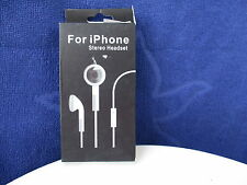 AURICULARES PARA IPHONE STEREO HEADSET