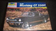 Revell OLD 85-2482 1966 Shelby Mustang GT 350H 1/24 MODEL CAR MOUNTAIN FS