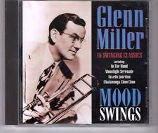 (HH174) Glenn Miller, Mood Swings, 16 tracks - 1995 CD