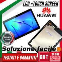 """DISPLAY LCD+TOUCH SCREEN HUAWEI MEDIAPAD T3 10"""" AGS-L03 AGS-W09 AGS-L09 SCHERMO!"""