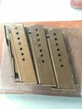 Vintage Walther P38 9mm 8rd Walther Banner Magazines - German Surplus