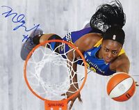 """~~ NNEKA OGWUMIKE Authentic Hand-Signed """"Los Angeles Sparks"""" 8x10 Photo ~~"""