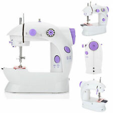 Household Electric Sewing Machine Desktop Tailor 2 Speed Feet Pedal Portable NEW