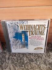 Weihnachtsträume ein bunter Melodienreigen zum Fest, 2 CDs
