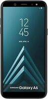 Samsung Galaxy A6 (FAKE Dummy Phone) Toy Demo Smartphone (Black) Retail Store
