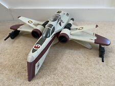 Star Wars ARC-170 Starfighter Hasbro Clone Wars La Venganza De Los Sith