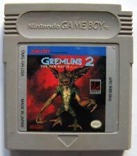 GREMLINS 2 THE NEW BACTH DMG GR USA  NINTENDO GAME BOY  CARTUCCIA