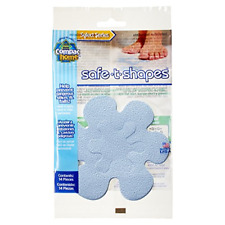 Bath Tub Decals Large Daisy Non-Slip Safety Applique Sticker Bathtub Shower Blue