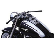 Lucas Lenker Dragbar Long schwarz mit ABE für Harley Davidson Softail Modelle