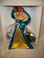 Classique Collection Benefit Ball Barbie Doll Nrfb Collector Edition 1992 mattel
