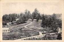St Joseph Beauce Quebec Canada Cape Callway Cabins Scenic View Postcard J77230