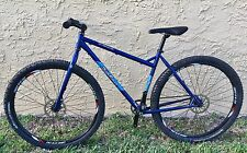 Salsa El Mariachi 29er SS Single Speed Medium Steel True Temper OX Platinum