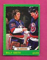 1973-74 OPC # 142 ISLANDERS BILLY SMITH ROOKIE EX+ CARD (INV# C7485)