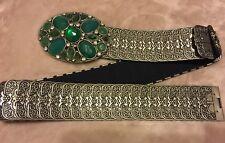 Jeweled Serpintine Belt
