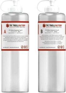 TFC Troll Factory Silikon Kautschuk Typ 16 I SFX Silikon, mittelhart