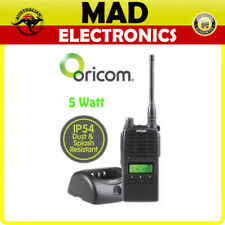 ORICOM UHF5500-1 5 WATT SINGLE PACK 80 CH HANDHELD UHF CB RADIO 3yr WTY