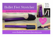 Foot Stretcher Improves your Arch and Point - Dancer Ballerina Gymnast Skater