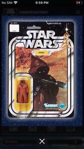 Topps Star Wars Digital Card Trader Jawa Hasbro/Kenner Action Figure Insert